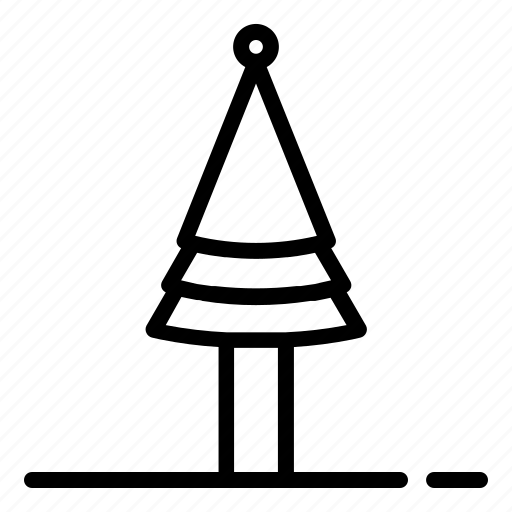 Christmas, decoration, nature, spruce, tree, winter, xmas icon - Download on Iconfinder