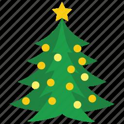 celebration, christmas, christmas tree, decoration, tree, xmas, xmas tree icon