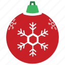 decoration, celebration, christmas, seasonal, xmas, winner, ball icon