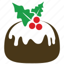 chocolate cake, christmas, christmas cake, dessert, sweet, winter, xmas icon
