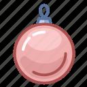 ball, christmas, holiday, new year, tree, winter, xmas icon