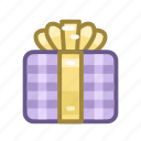 box, christmas, gift, holiday, new year, package, xmas icon