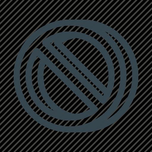 account, block, blocked, message, spam, suspicious, user icon
