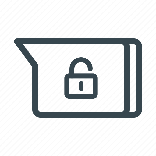 chat, comment, encrypted, message, protected, secured, text icon