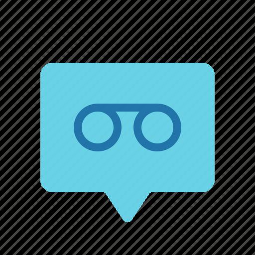 audio, message, recorder, recording, voice icon