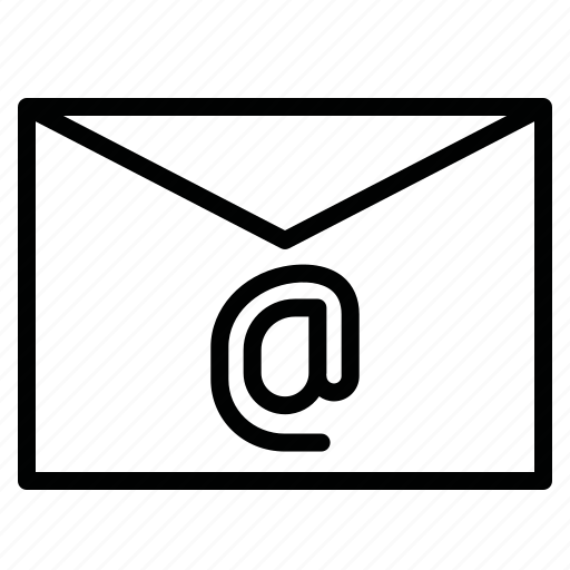 chat, e-mail, inbox, letter, mail, message, send icon