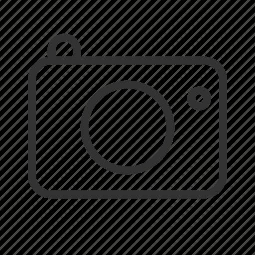 camera, communication, message, messenger, ui icon