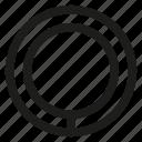 bolt, hardware, screw, spring, washer icon