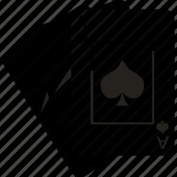 cards, cazino, game, poker icon