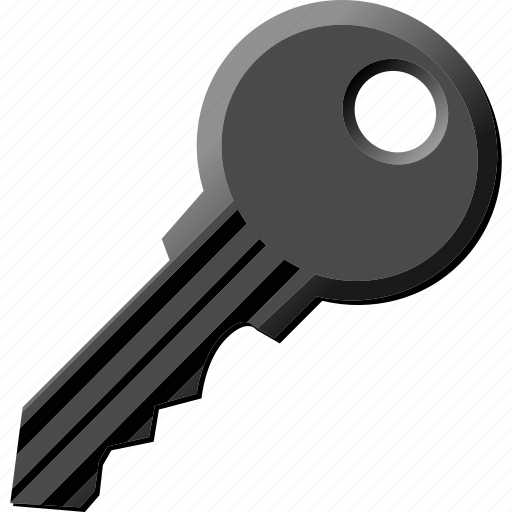 key, lock, locked, password, secure, security icon