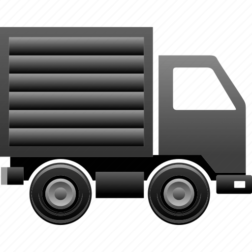 delivery, lorry, shipment, transportation, trasnport, truck icon
