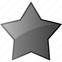 bookmark, favorite, like, prize, rank, star icon