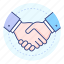 agreement, business, deal, hand shake, hands, handshake, shake icon