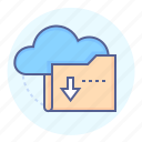cloud storage, cloud, cloud computing, data, data storage, folder