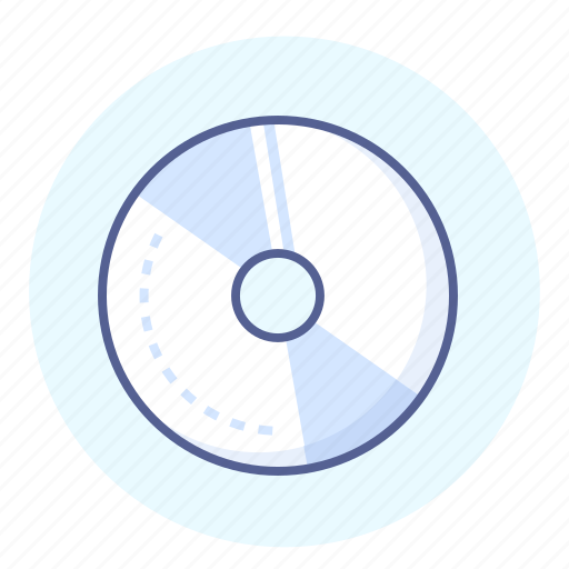 cd, compact disc, data storage, disc, dvd, record icon
