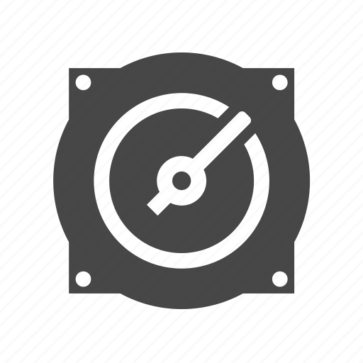 electricity, meter, tool icon