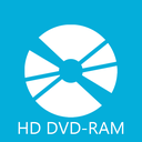 dvd, hd, ram icon