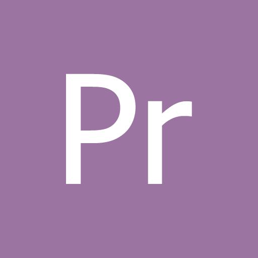 adobe, premiere, pro icon
