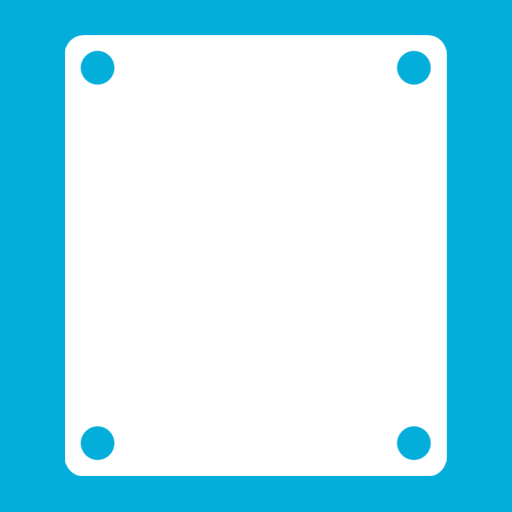 blank, drive icon
