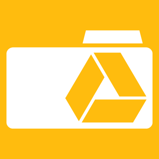drive, folder, google icon