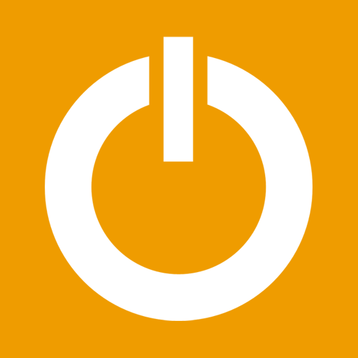 power, standby icon