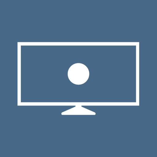 recorded, tv icon