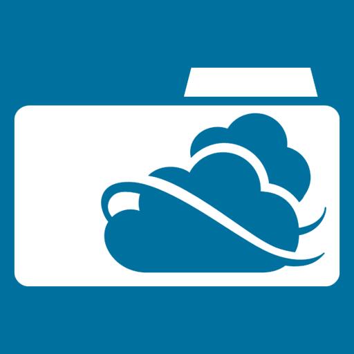folder, skydrive icon