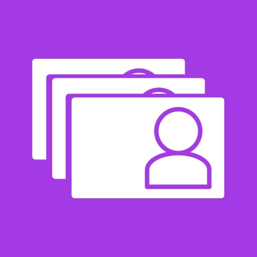 card, space, windows icon