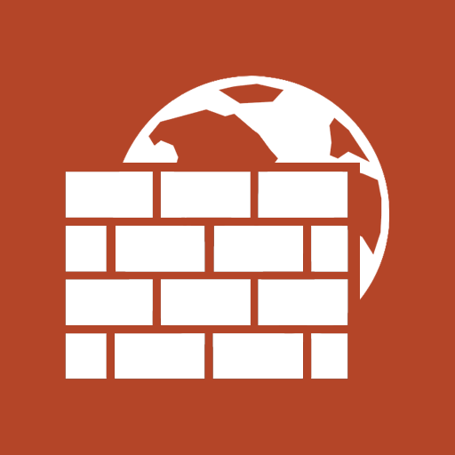 firewall, windows icon