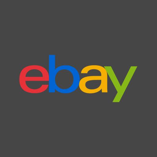 ebay, new icon
