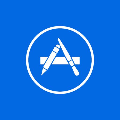 app, mac, store icon