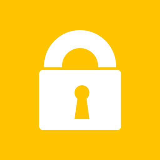 lock, power icon