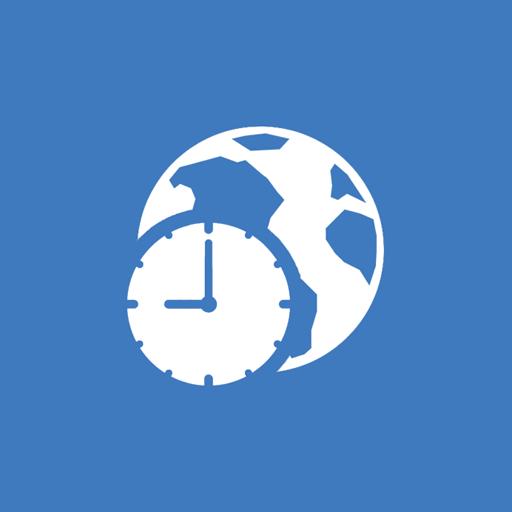 and, language, region icon