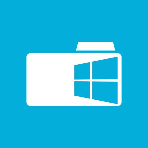 8, folder, windows icon