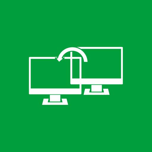 easy, transfer, windows icon