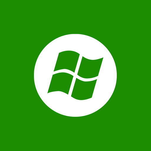 center, media, windows icon