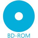 bd, rom icon