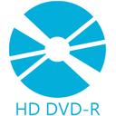 dvd, r, hd icon