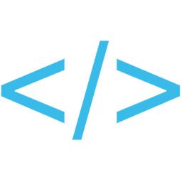 app, coding icon