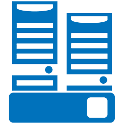 dvd, hdd icon