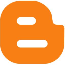 blogger, google icon