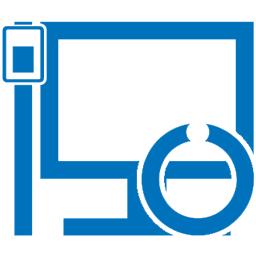 lan, loading icon