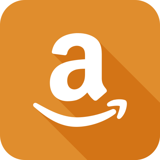 amazon, shop icon