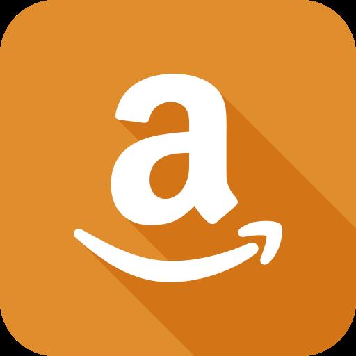 amazon, shop icon