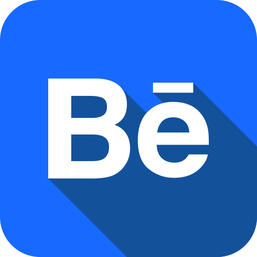 be, be.net, behance icon