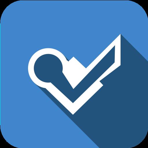 four, foursquare, square icon
