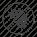 anti, antibacterial, bacteria, resistance icon