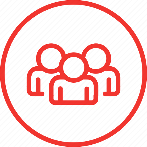 business, microsite, office, part, people, set icon