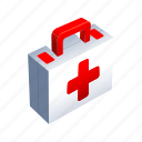 aid, first, game, heal, health, kit, life icon