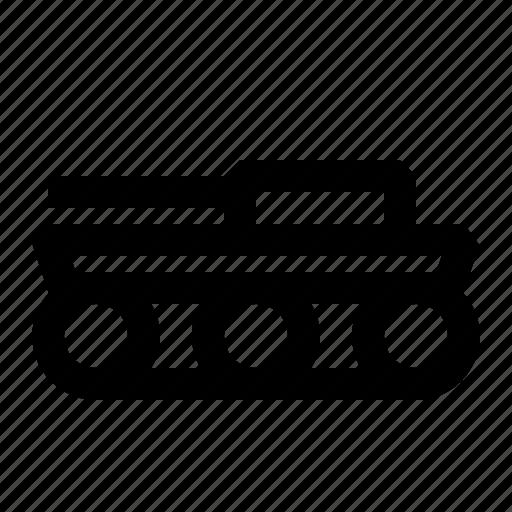 army, gun, military, soldier, tank, war, weapon icon